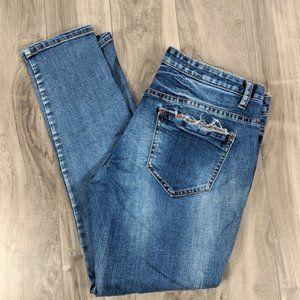 Parasuco Jeans Skinny Distressed Sz 30 Mens